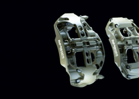 AP Racing puts a stop to counterfeit calipers